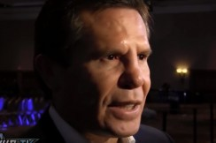 Julio Cesar Chavez, via screengrab