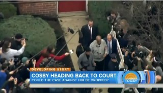 cosby back in court