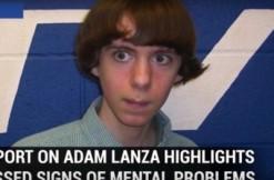 Adam Lanza, via TomoNews screengrab