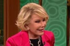 Joan Rivers, via The Wendy Williams Show