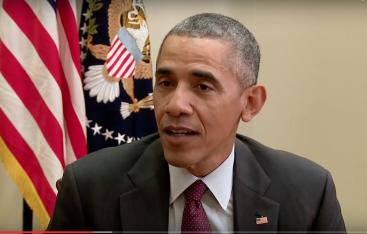 President Obama via screengrab