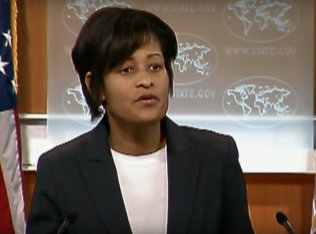 Cheryl Mills via Screengrab