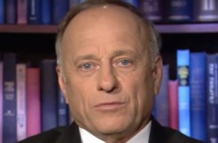 Steve King screengrab via MSNBC