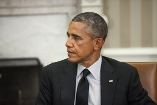 Image of President Obama via Drop of Light/Shutterstock