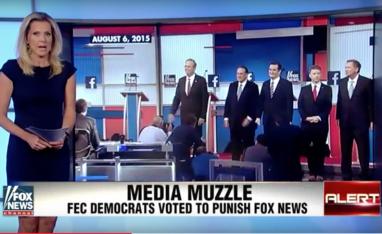 Fox News debate via screengrab