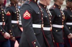 US Marines via Glynnis Jones and Shutterstock