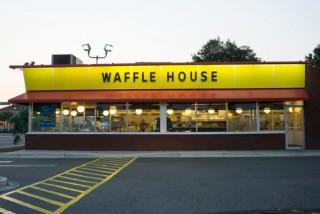 Image of Waffle House via Rob Wilson/Shutterstock