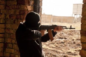 terrorist via shutterstock