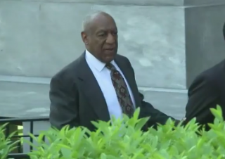 Image of Bill Cosby via AP