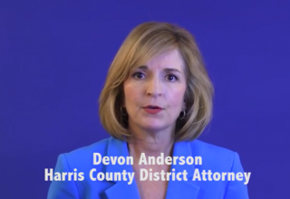 Image of Devon Anderson via Harris County District Attorney's Office