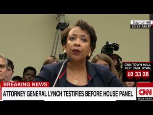 AG Loretta Lynch via screengrab