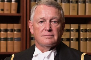 Image of Judge Robin Camp via Federal Court of Canada