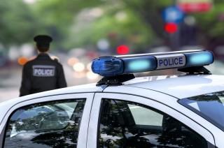 Image of police car via Shutterstock