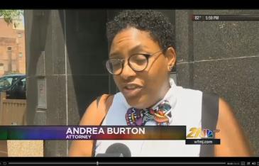 Andrea Burton via screengrab