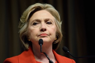 Image of Hillary Clinton via Evan El-Amin/Shutterstock