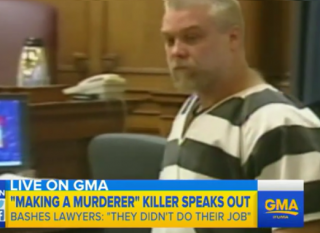 Image of Steven Avery via ABC News
