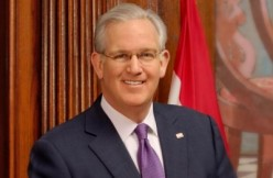 Jay Nixon via the Office of the Missouri Governor, small