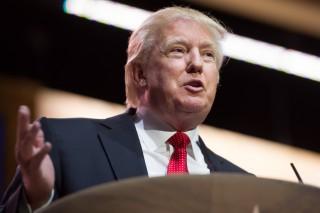 Image of Donald Trump via Shutterstock