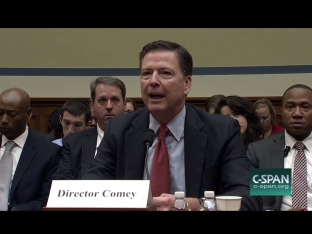 Comey via screengrab