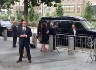 Clinton via screen-shot