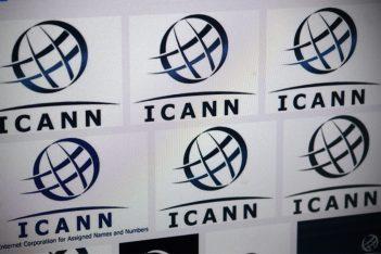 ICANN via shutterstock