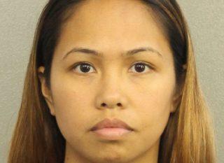 Image of Katie Magbanua via Broward County Sheriff's Office