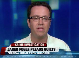 Jared Fogel via screengrab