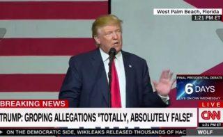Donald Trump via CNN screengrab