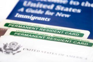 green-card via Shutterstock