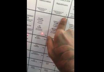 PA touchscreen via sceengrab