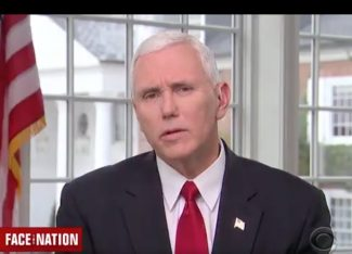 Pence via screengrab