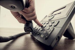 phone-call via Shutterstock