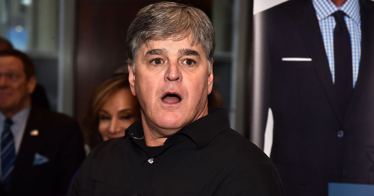 Sean Hannity Michael Cohen mystery client