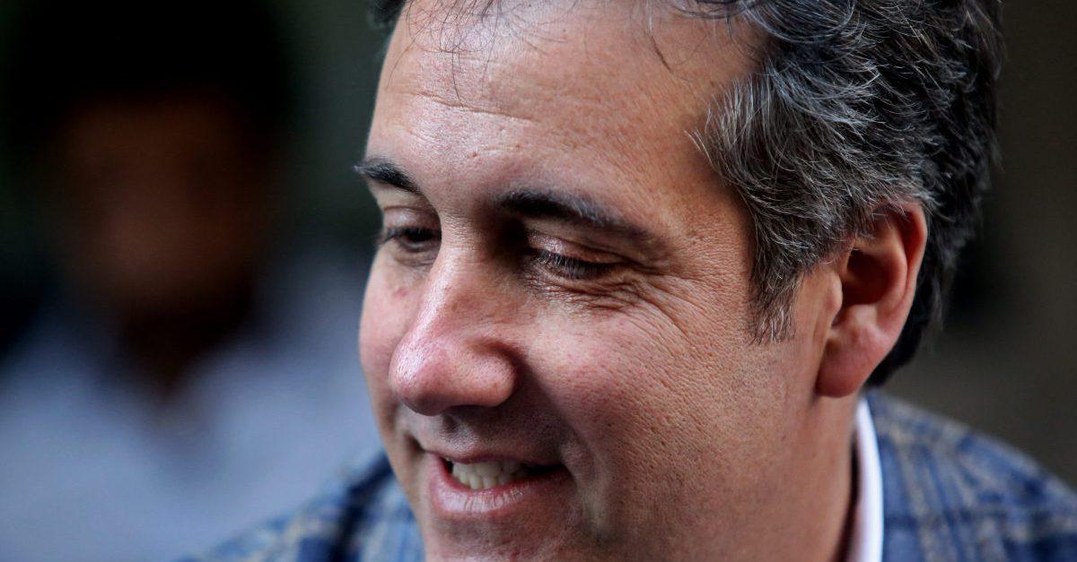 Michael Cohen audio recording denied Kimba Wood