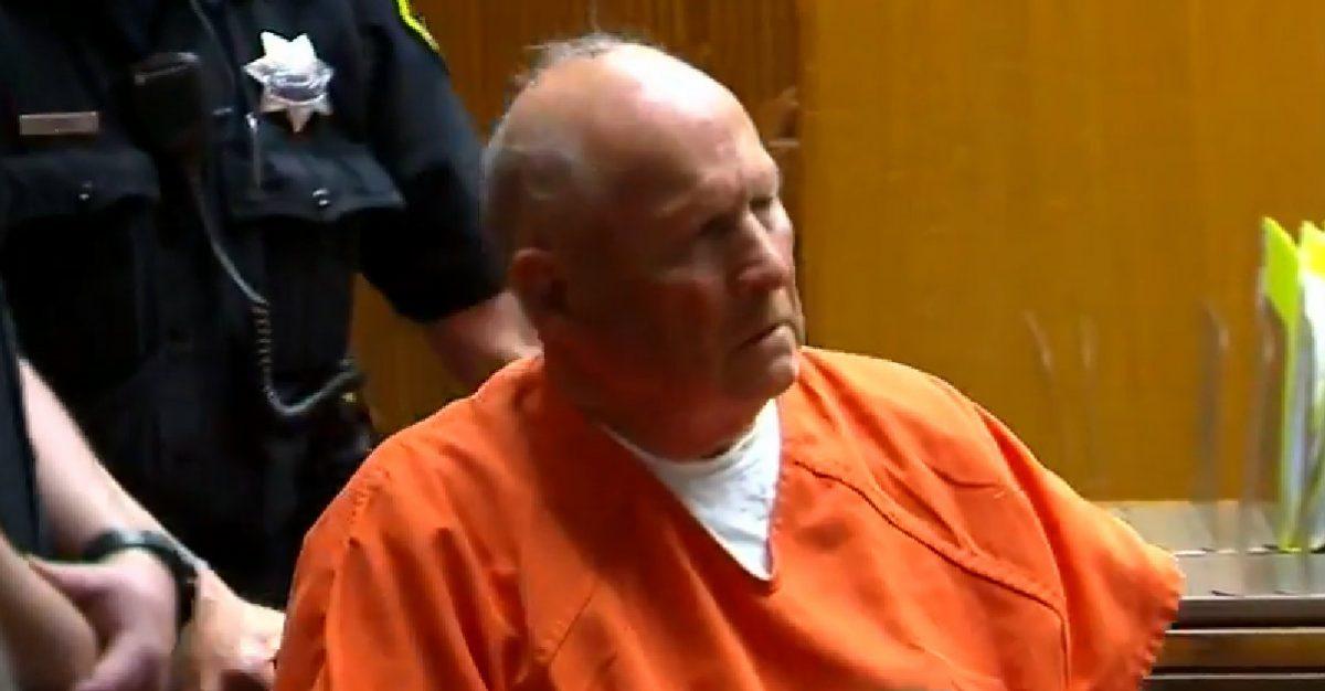 Joseph James DeAngelo, Golden State Killer, Supsect