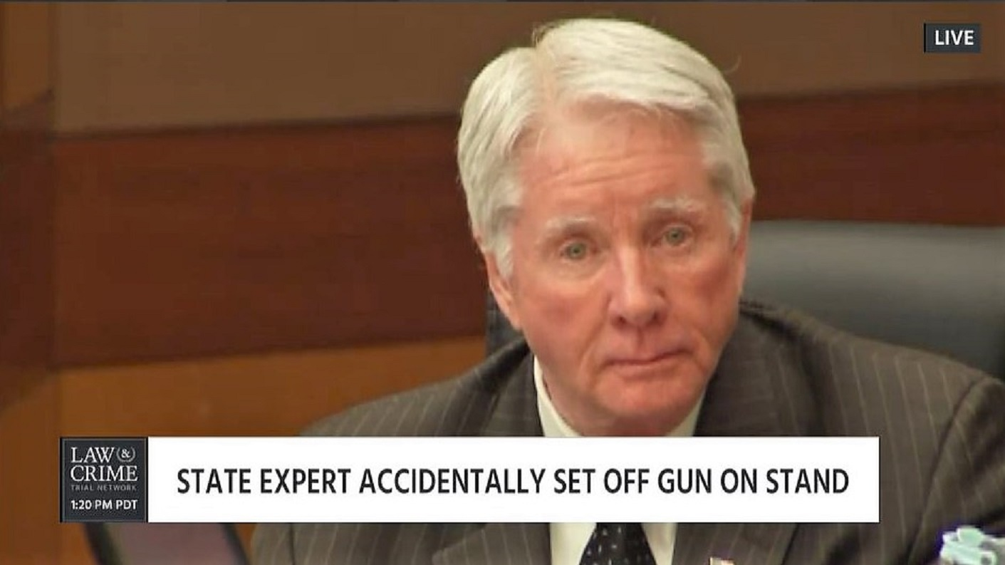 Atlanta Attorney, Murder Defendant, Tex McIver