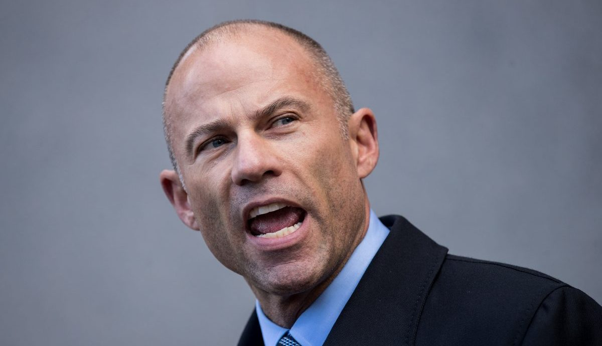 Michael Avenatti, Stormy Daniels Attorney, Stephanie Clifford, Porn Star, Donald Trump
