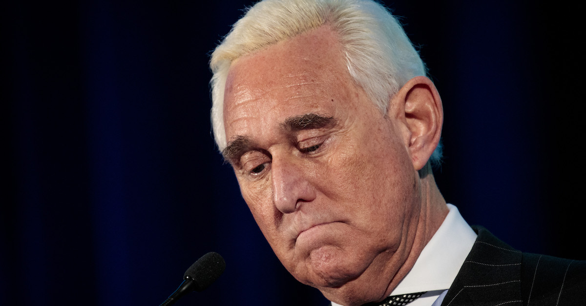 Judge denies Roger Stone's motion for a new trial