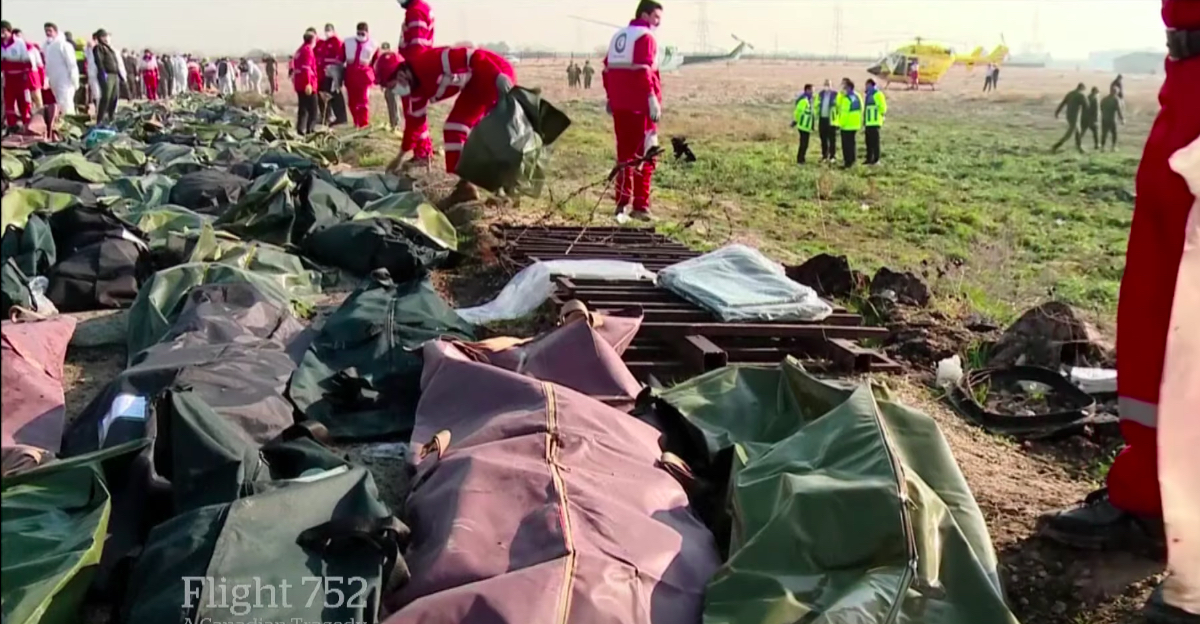 Ukraine wants larger compensation for citizens killed in plane shootdown in Iran