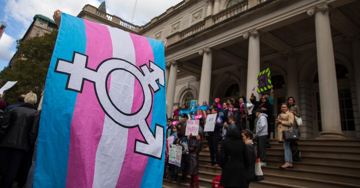 Trump administration eliminates Obama-era transgender health care protections