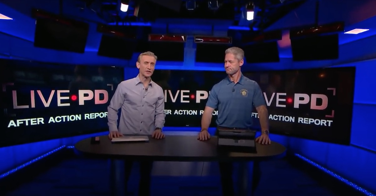'Live PD,' one of the most-watched shows on cable, is canceled