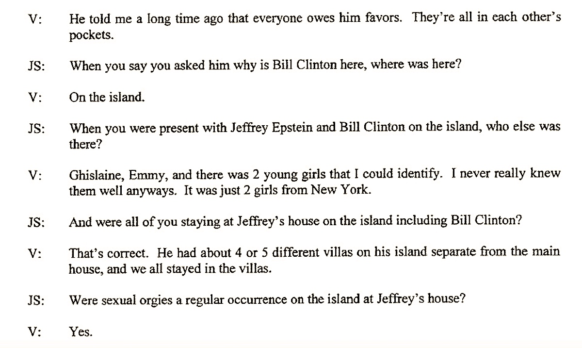 Newly-released documents provide insight into Jeffrey Epstein, Ghislaine Maxwell case