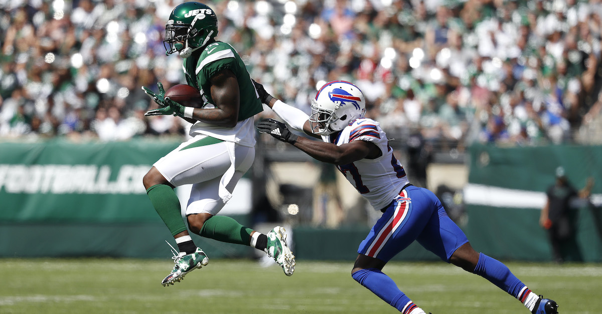 Former New York Jets WR Charged for Pandemic-Related Fraud Days After Being Cut by the Team
