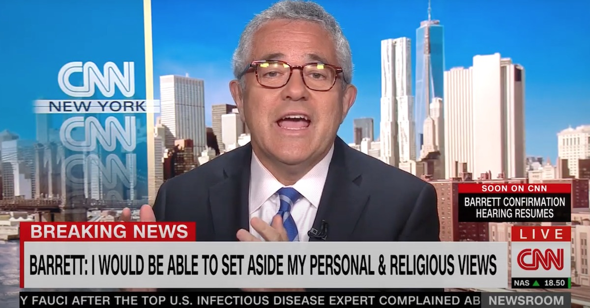 Jeffrey Toobin Masturbated During Zoom Call | Law & Crime