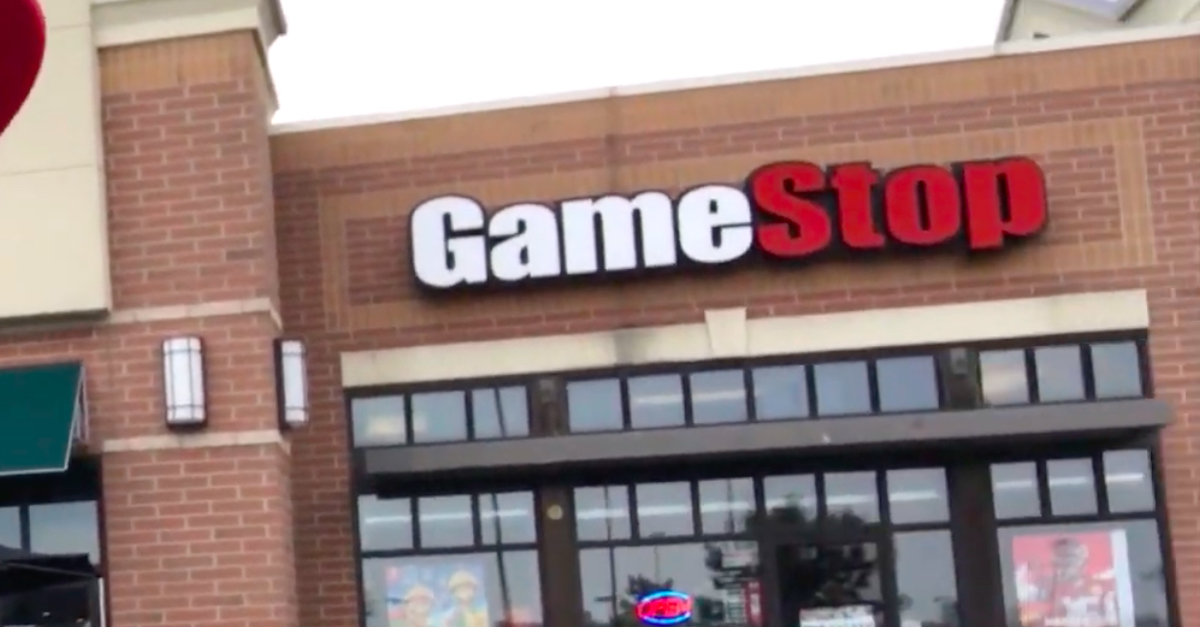 A Wall Street expert warns that restricting GameStop and