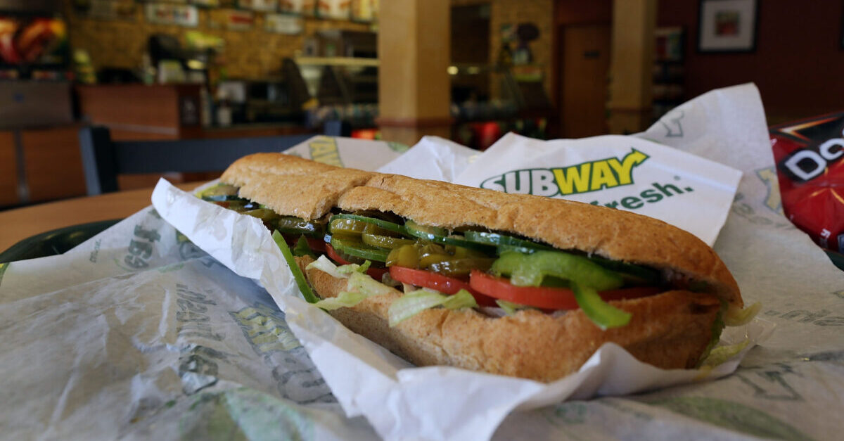 Lawsuit claims Subway's tuna isn't tuna or even fish at all