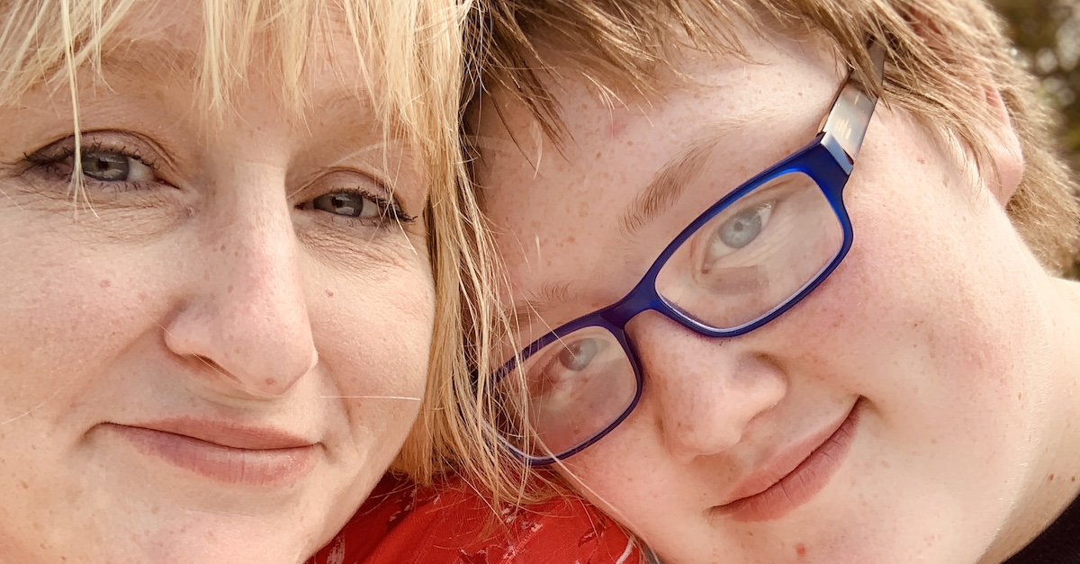 Mother Amy Coughlin accuses Derek Chauvin of mistreating her autistic child