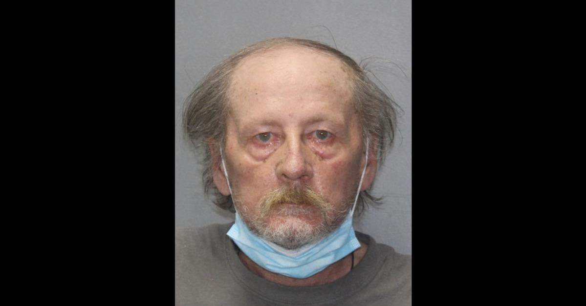 Howard Bradberry's mugshot