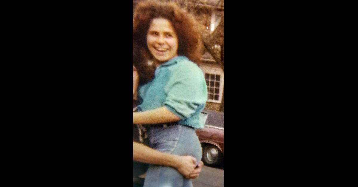 Janet Lee Lucas in 1979.