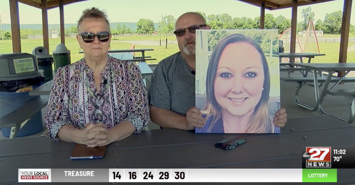 Joel and Penni Spence remember their daughter